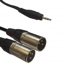 Accu Cable AC-2J3S-2XM / 3m