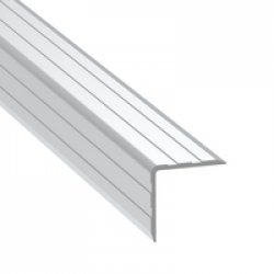 Penn Elcom 0125 AL uholník 22x22mm / 1m