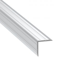 Penn Elcom 0122 AL uholník 20x20mm / 1m