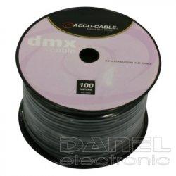 Accu Cable DMX-110 OHM -100m-5žil.