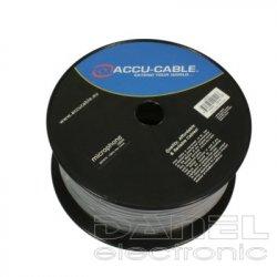 Accu Cable MC/100m - Black (čierna)