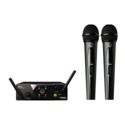 AKG WMS-40 Mini Vocal Dual Set