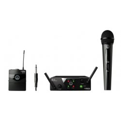 AKG WMS-40 Mini Vocal Instrumental Mix Set