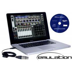 Emulation DMX software