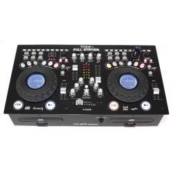 Ibiza Sound Full-Station CD/USB/SD/MP3