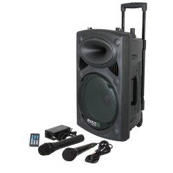 Ibiza Sound PORT10UHF-BT-FM-MP3
