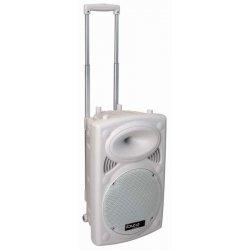 Ibiza Sound PORT12VHF MP3-FM-Bluetooth White