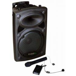 Ibiza Sound PORT15UHF-BT-FM-MP3