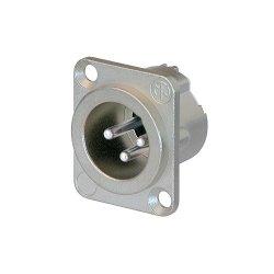 Neutrik NC3MD-LX (male chasis)