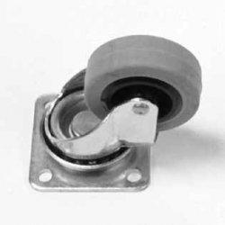 Penn Elcom WE-5200 koliesko 50mm otočné šedé