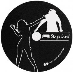 Stage Line DJP-2M SLIPMAT čierny